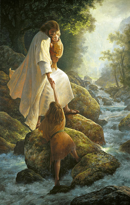 Greg Olsen, Christian Art, Framed Religious Art, Prints, Lithographs, Canvas ,