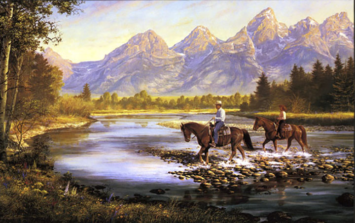 Teton Crossing