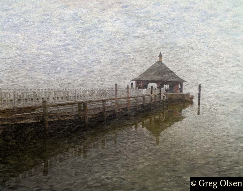 Wharf at Mt. Vernon