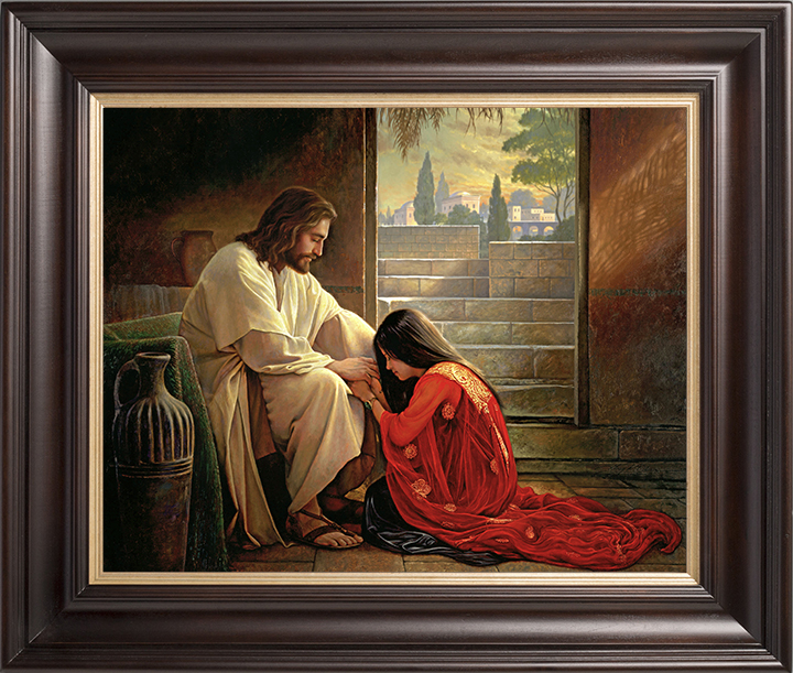 Forgiven – 27×36 Limited Edition Canvas (250 S/N) Framed