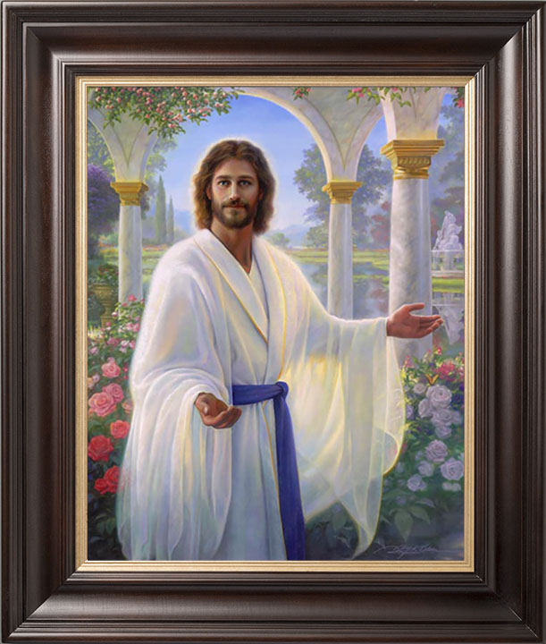 Abide With Me – 27×36 Limited Edition Canvas (350 S/N)