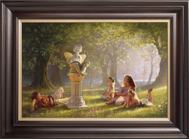 Fairy Tales – 24×36 Limited Edition Canvas (250 S/N) Framed