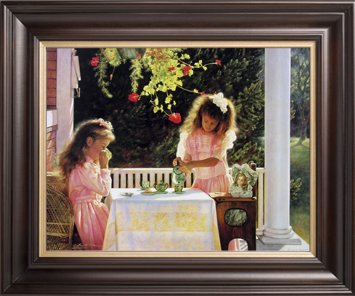 Pleasure of Your Company – 21×28 Limited Edition Canvas (350 S/N) Framed
