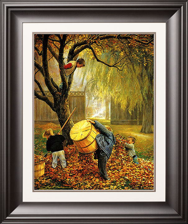 Fall Leaves – 16×20 Limited Edition Paper (950 S/N)