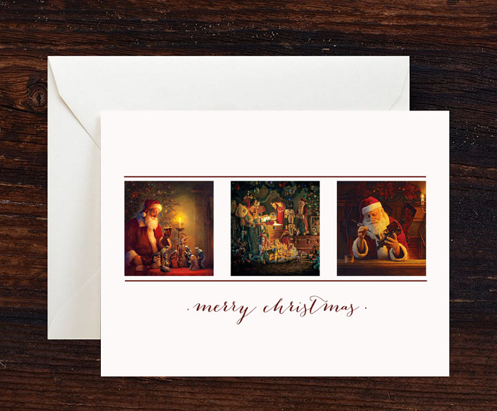 Greeting cards greg olsen m4hsunfo