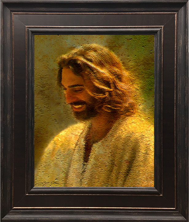 Joy of the Lord – 24×28 Framed Art (SIGNED)